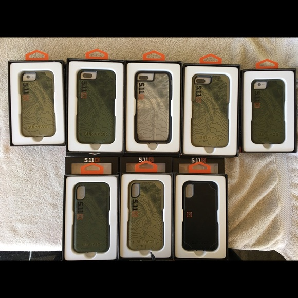 best sneakers ca1f3 d5aa0 5.11 Tactical IPhone Case NWT